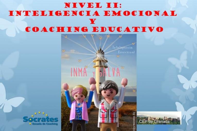 Foto Nivel II. Inteligencia Emocional y Coaching Educativo. CEP-Granada (2)