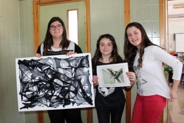 """Interpretación de la obra del Museo Caja Granada: """"Redes"""" de Rivera."""