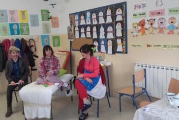 Teatro para aprender, teatro para  enseñar. CEIP San Isidro Labrador