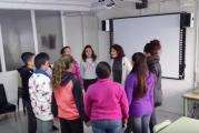 Teatro para aprender, teatro para enseñar. CDP Padre Manjón (Granada)