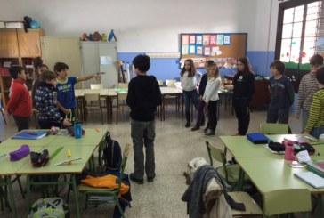 Teatro para aprender, teatro para enseñar. CEIP Gómez Moreno de Granada.