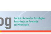 Oferta formativa online del Ministerio de Educación (INTEF)