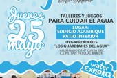 Éxito del CEIP San Pascual Bailón de Pinos Puente en el programa Water Explorer