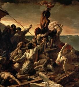 JEAN_LOUIS_THÉODORE_GÉRICAULT_-_La_Balsa_de_la_Medusa_(Museo_del_Louvre,_1818-19)-3