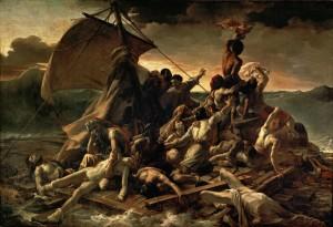 JEAN_LOUIS_THÉODORE_GÉRICAULT_-_La_Balsa_de_la_Medusa_(Museo_del_Louvre,_1818-19)-4