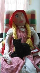 caperu y el gato