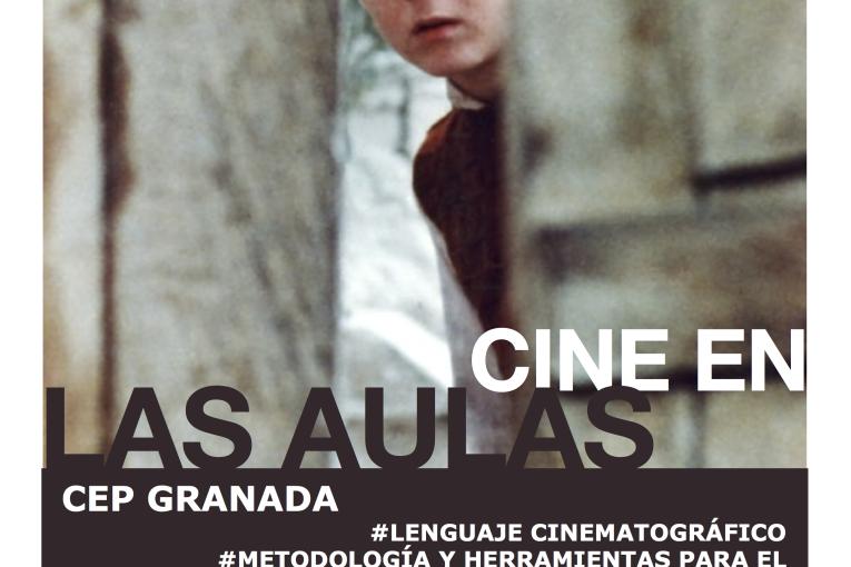Cartel Audiovisual I Cine en las Aulas (1)