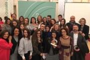 Nuestras felicitaciones al IES Escultor Sánchez Mesa (Otura)