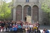 Visita al barrio del Realejo organizada por el alumnado de PFTVAL  CPEEE JEAN PIAGET