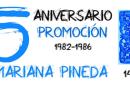 CELEBRACIÓN 35  ANIVERSARIO ALUMNADO IES MARIANA PINEDA
