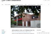 El CEIP Clara Campoamor, de Atarfe, desarrolla una Formación en Centros para dinamizar sus blogs educativos