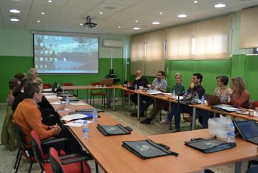 Los socios europeos del Proyecto IOWA se reúnen en el CEP de Granada